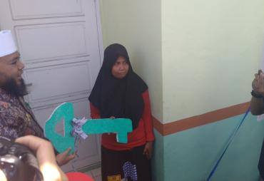 Pemkot Launching Rumah Kusus Nelayan Teluk Sepang