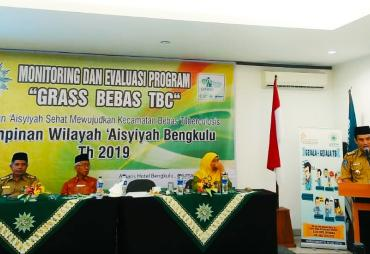 Aisyiyah Bengkulu Monitoring Program Grass Bebas TBC