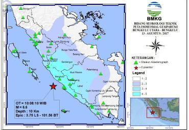 Zona Merah Bencana Wilayah Kabupaten Mukomuko, Desamu…