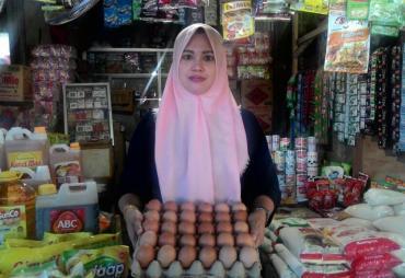 Harga Sembako Kota Bengkulu Masih Stabil