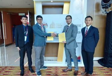 Dosen Muda IAIN Bengkulu Wakili PMI Tandatangani Kerjasama…