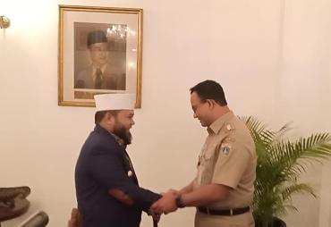 Bertemu Gubernur DKI Jakarta, Helmi Hasan Sampaikan Program…