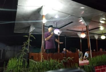 Gubernur Rohidin Ajak Masyarakat Rejang Lebong Kawal…