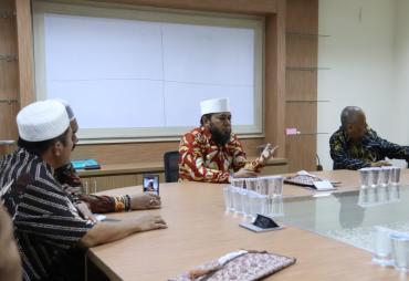 Rektor UPB Sebut Walikota Helmi Hasan Punya Ide Cemerlang