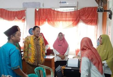 Komisi 1 DPRD Kota Bengkulu Minta Dinkes dibangun Gedung…