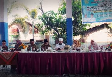 Dikbud Imbau Murid dan Guru Ikut Sukseskan Bengkulu Kota…