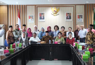 Presiden Joko Widodo Bakal Hadiri Haul Ibu Agung Fatmawati…