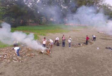 Masyarakat 3 Kelurahan di Kota Bengkulu Gelar Aksi Bersih…