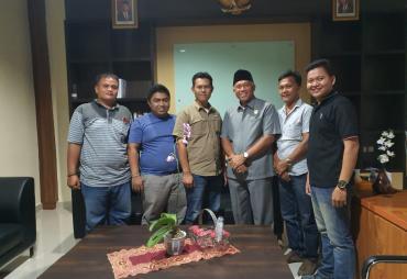 Formasi Silaturahmi ke Ketua BK DPRD Provinsi Bengkulu