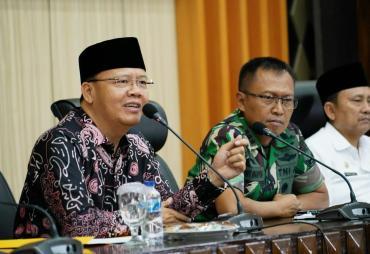 Pemprov Bengkuli Terus Matangkan Penyambutan Presiden