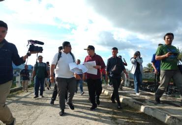 Gubernur Rohidin Targetkan Pelabuhan Enggano Akhir Tahun…