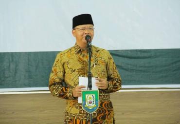 Dorong Pertumbuhan Desa, Gubernur Rohidin Raker Bersama…