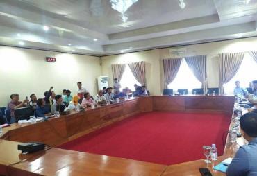 Dewan Kota Gelar Rapat Dengar Pendapat Jukir Terkait…