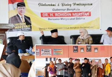 Gubernur Rohidin Pastikan Membangun Desa Yang Selama Ini…