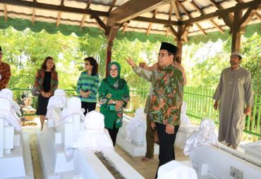 Temui Pemuka Agama di Sulut, Mendes PDTT : Keberagaman…
