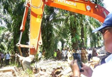 Program Replanting Kelapa Sawit untuk Rakyat di Bengkulu…