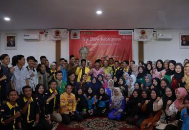 Gubernur Rohidin Gelorakan Semangat Pada Pemuda Semaku
