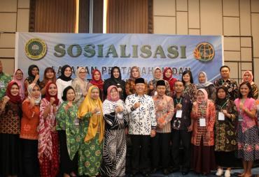 Gubernur Rohidin Buka Layanan Pertanahan Online