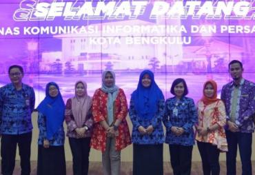 Dinas Kominfosan Kota Bengkulu Optimis Penerapan e-…
