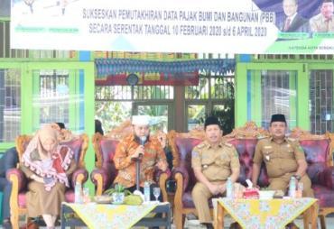 Tunjang Percepatan Pembangunan, Walikota Helmi Hasan Minta…