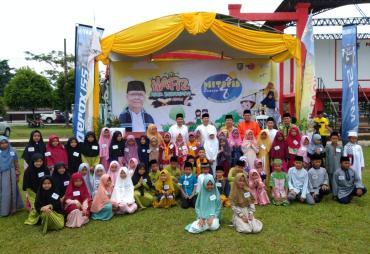 Gubernur Rohidin Buka Lomba Hafiz di Bengkulu Utara