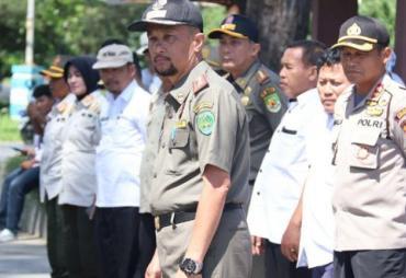 Pemkot Bengkulu Tertibkan Puluhan Lapak PKL di Kawasan…