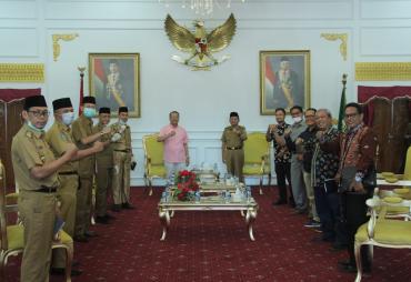 Jaga Bengkulu Tetap Aman, Gubernur Rohidin Minta Bupati…