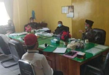 Komisi III DPRD Bengkulu Utara Hearing dengan OPD Bahas…