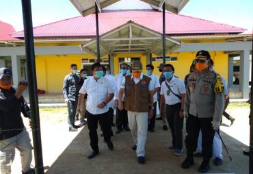 Gubernur Salurkan APD ke RSUD Mukomuko