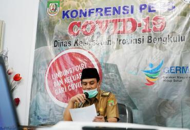 Update Kasus Covid-19 Provinsi Bengkulu, Ada Tambahan 14…