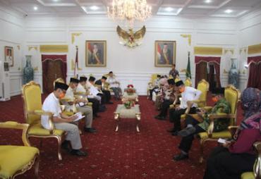 Gubernur Rohidin Tegaskan Fokus Penggunaan Anggaran…