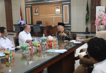 Rakor Bersama Satker PJN, Gubernur Pastikan Pembangunan…