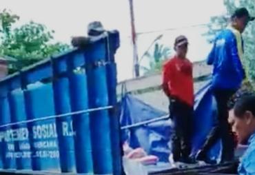 Viral Video Penolakan Bantuan Beras di Lais, Ini…
