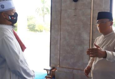 Aktifitas Masjid Sudah Bisa Dilakukan, Gubernur Himbau…