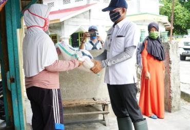 Pemda Bengkulu Selatan Mulai Salurkan Bantuan Beras