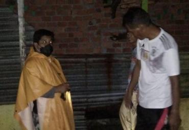 Aksi Cepat Tim URC Dinas PUPR Kota Bengkulu Tinjau Lokasi…