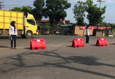 Perketat Pengawasan di Perbatasan, Dishub Kota Bengkulu…