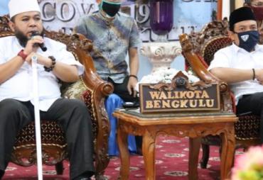 Walikota Bengkulu Imbau Semua Pihak Wajib Partipasi dalam…