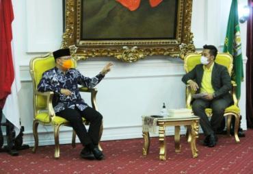 Torehkan Prestasi di Nasional, Gubernur Rohidin Buktikan…
