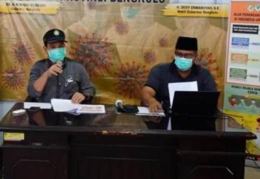 Bertambah 23 Orang, Pasien Positif Covid-19 di Bengkulu…