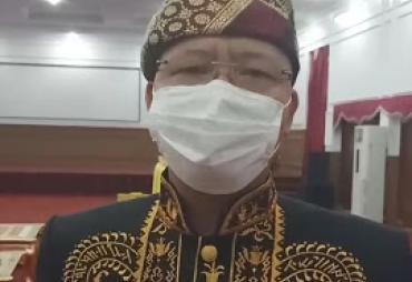 Deadline Sensus Online, Gubernur Rohidin Ingatkan Warganya…