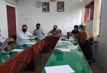 Hearing Komisi 3 DPRD Kaur dengan Pihak PLN Bintuhan…