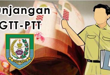 GTT/PTT dan GBD Provinsi Bengkulu Segera Terima Gaji