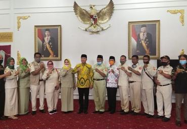 Gubernur Rohidin dan PPM Sinergi bersama Membangun Bengkulu
