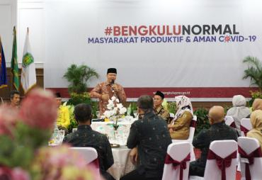 Sinergi Pemprov Bengkulu dan BKKBN Targetkan 12.500…