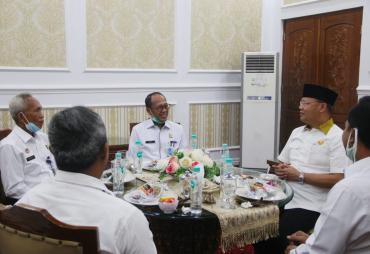 Gubernur Rohidin Dukung Pembangunan Lapas Kaur dan Mukomuko