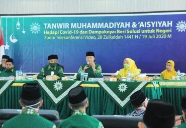 Gubernur Rohidin : Muhammadiyah Pencerah bagi Semua Elemen…