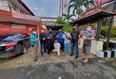 Kurang dari 24 Jam, KSKP Bakauheni Ciduk Pencuri Kantor…