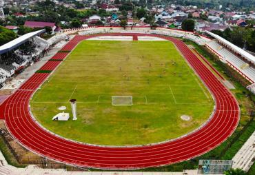 Sarana Olahraga Dibangun, Gubernur Rohidin Dorong Prestasi…