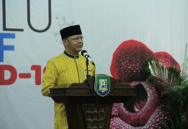 Gubernur Rohidin Ajak Anak Muda Bengkulu Bentuk Pola Pikir…
